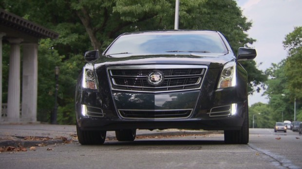 Cadillac XTS Vsport: Not a retiree cruiser