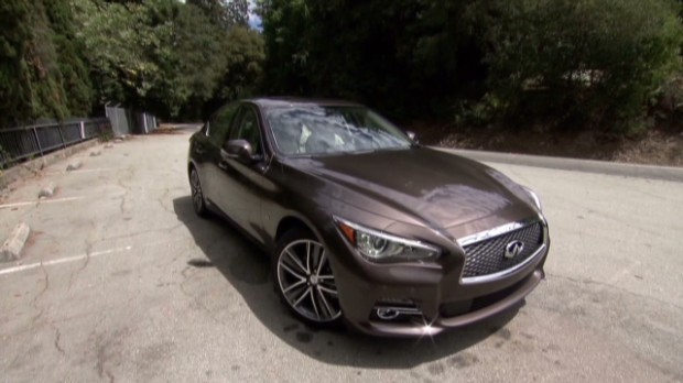 Can the Infiniti Q50 compete with the Germans?