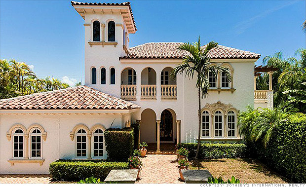 palm beach fla 33480 million dollar housing markets