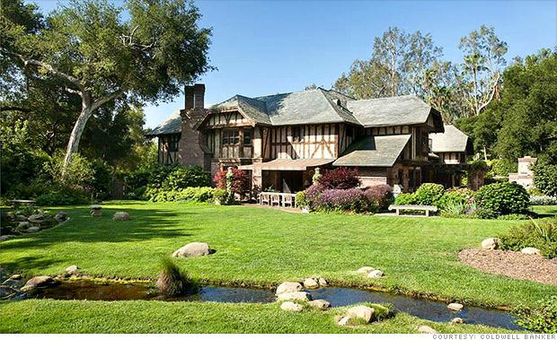Montecito calif 93108 million dollar housing markets for 5 million dollar home