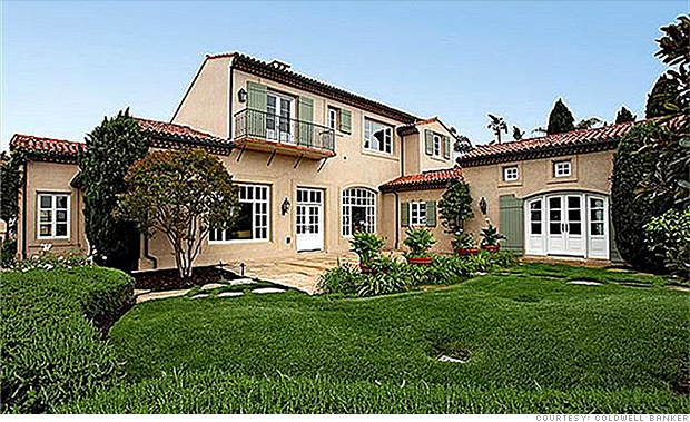 newport coast calif 92657 million dollar housing