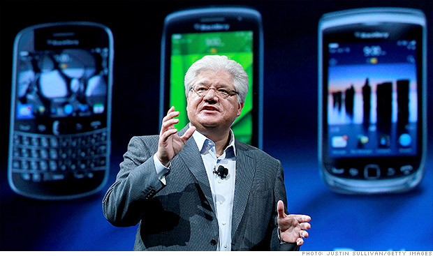 mike lazaridis blackberry