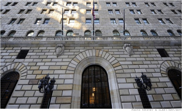 ny fed sued bank examiner