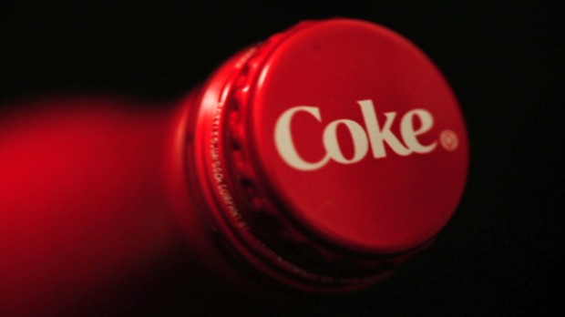 Coke quenches traders' thirst
