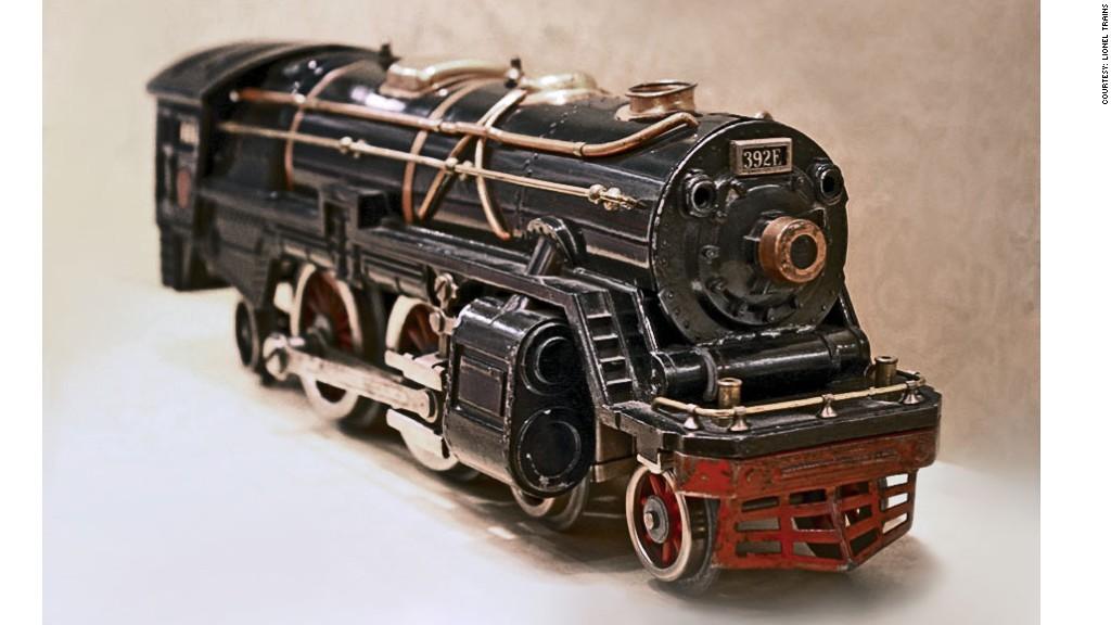 lionel trains 1910