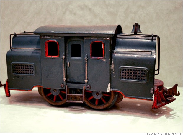lionel trains 1920