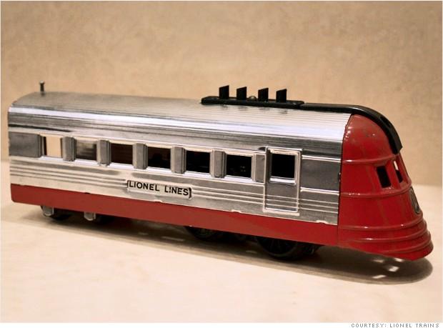 lionel trains 1930
