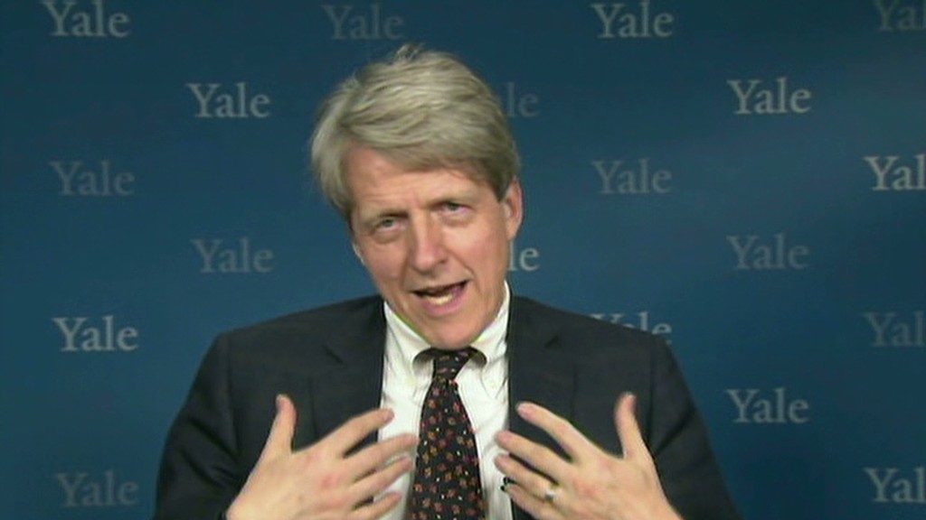 Shiller predicts more property bubbles