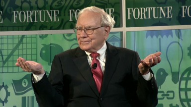 Buffett: Debt limit is like virginity