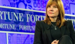 Why GM's Mary Barra is a great CEO choice