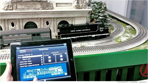 lionel trains grand central
