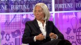 Lagarde to U.S.: Slow down, hurry up