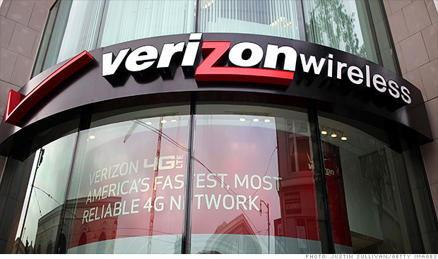 verizon earnings 101713
