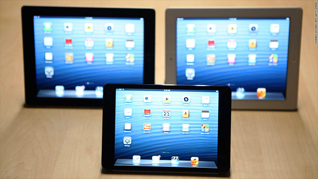 ipad apple business