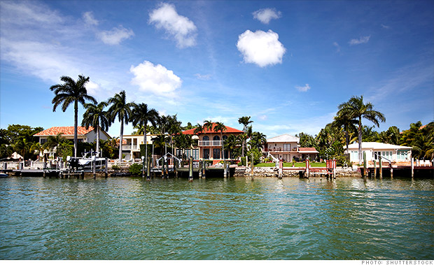 Miami best places to retire with a nice nest egg cnnmoney for Best small cities to retire in