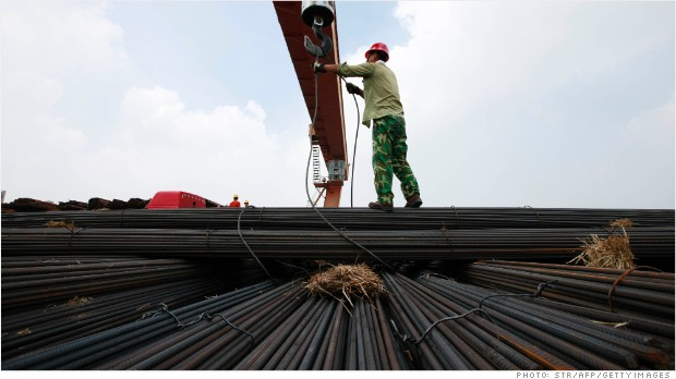 China GDP hits 7.8% amid credit concerns
