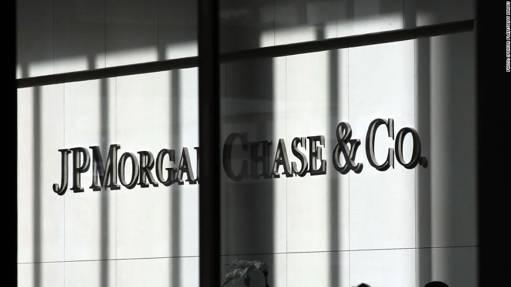 jpmogran chase building