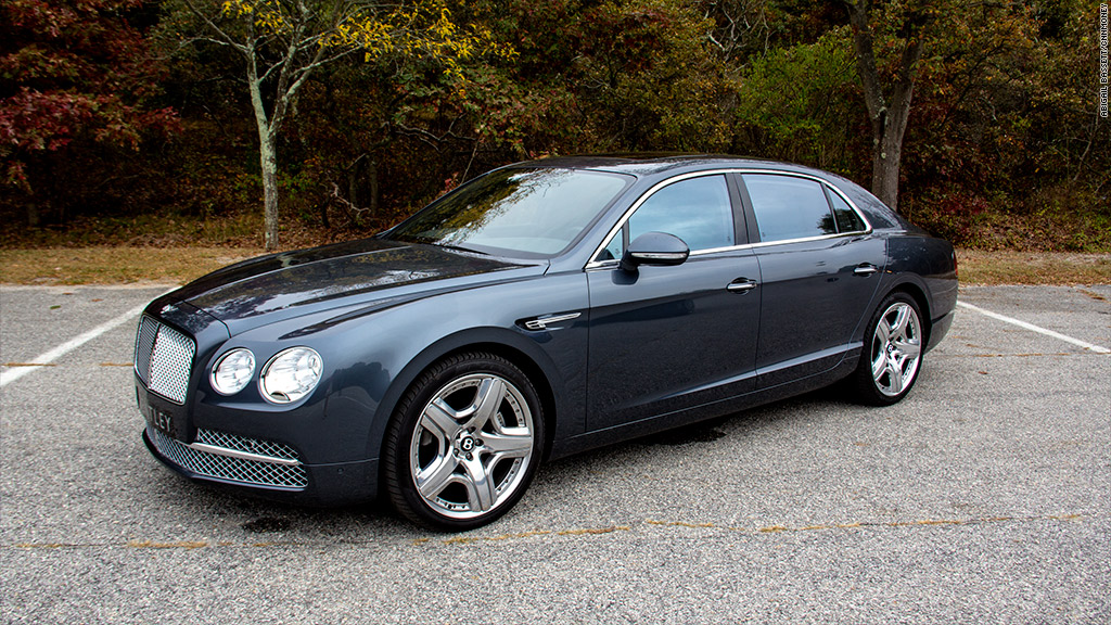 honesty in the details bentley 39 s 200 mph flying spur. Cars Review. Best American Auto & Cars Review