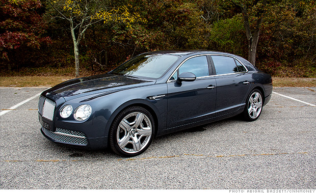 bentley flying spur coolest supercars of 2013 cnnmoney. Cars Review. Best American Auto & Cars Review