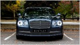 Bentley's 200 mph family sedan