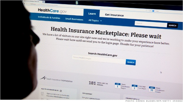 obamacare error message