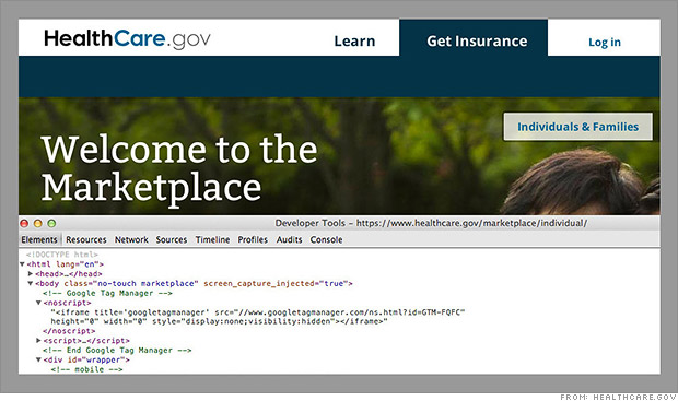 Insurance industry aware of Obamacare website problems before launch