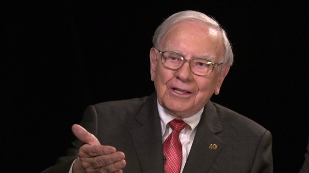 Buffett weighs in on Obamacare