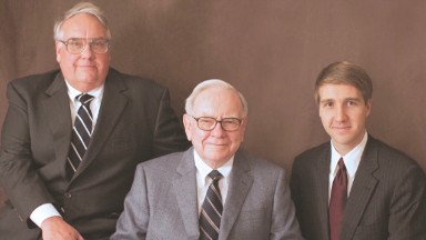 Growing up a Buffett