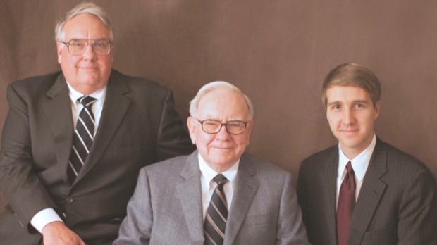 Growing up a Buffett