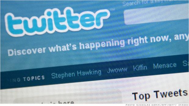 Twitter fija el precio de sus acciones en un rango de 17 a 20 dólares