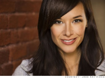 gamer girls jade raymond
