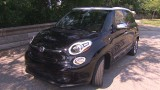 Fiat 500L: Huge room on small wheels