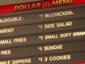 McDonald's messes with its dollar menu