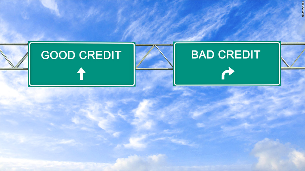 bad credit drivers