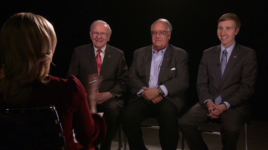 3 generations of Buffetts: Full interview