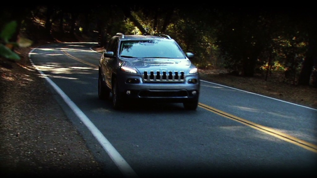 Jeep Cherokee: Great SUV, debatable looks