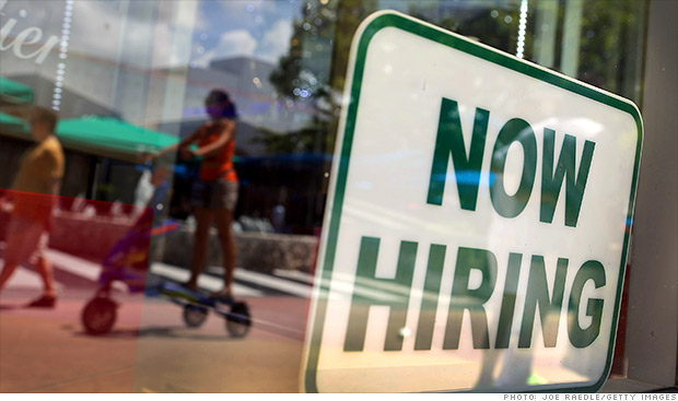 adp jobs report 103013