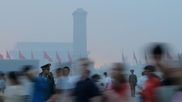 EDD18 beijing pollution