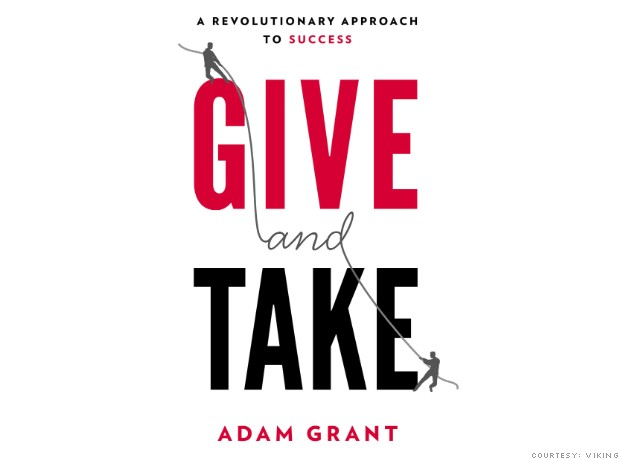 VER18 adam grant give and take