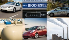 10 alternatives to the gasoline-powered engine