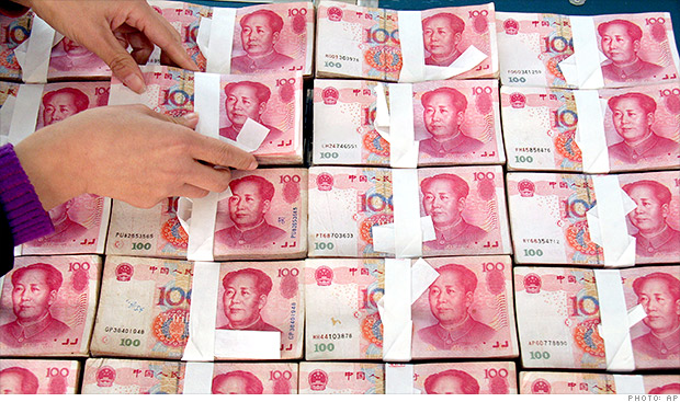 renminbi value