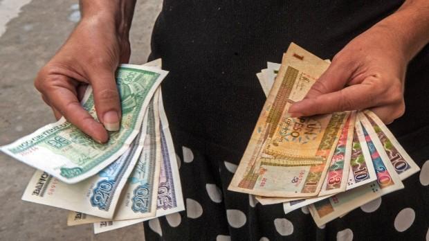 Did we know Cuba has dual currencies?
