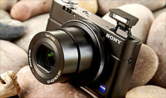 Sony RX100 is the best point-and-shoot camera