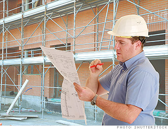 Construction estimator fastest growing jobs cnnmoney for Construction cost estimator online