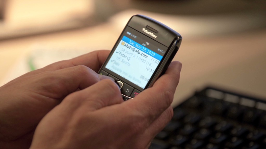 3 things to know about BlackBerry's woes