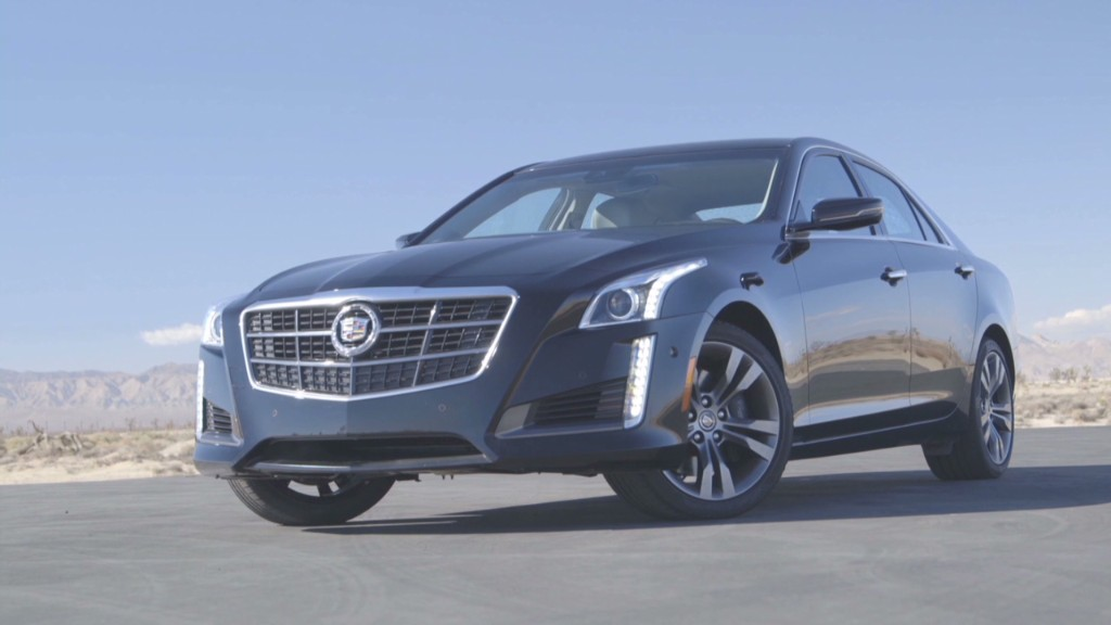 Motor Trend: Car of the Year Cadillac CTS