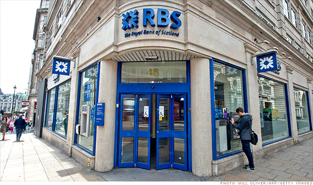 royal bank scotland