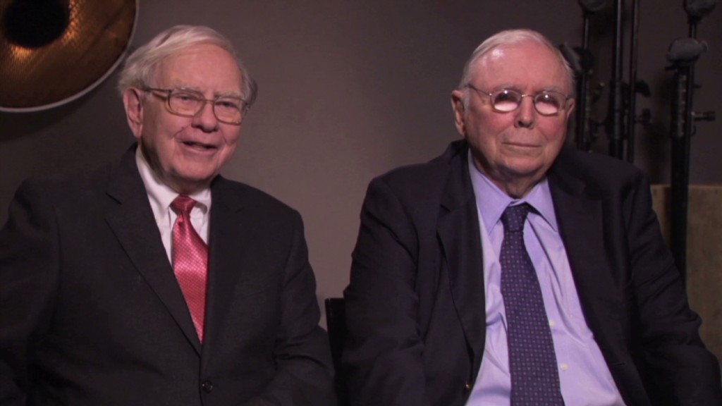 What Buffett learned from Munger
