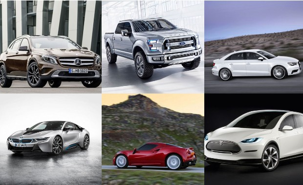 Sneak preview: 10 new models for 2015 - FORTUNE