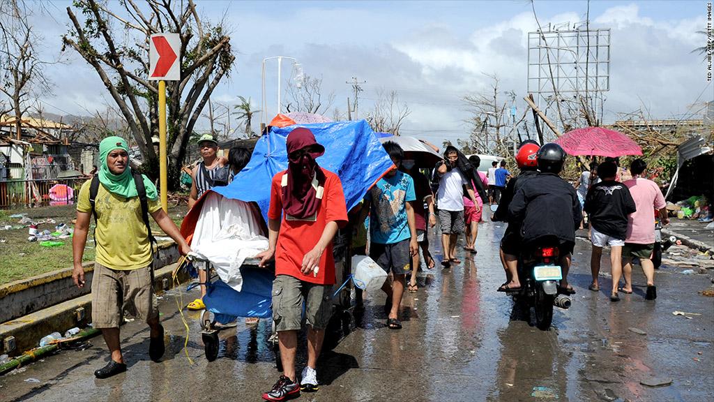 philippines aid